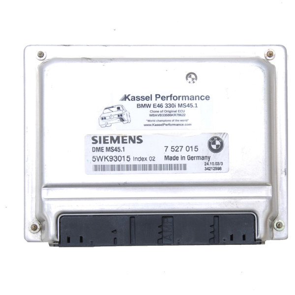 BMW E46 Siemens MS45.1 ECU