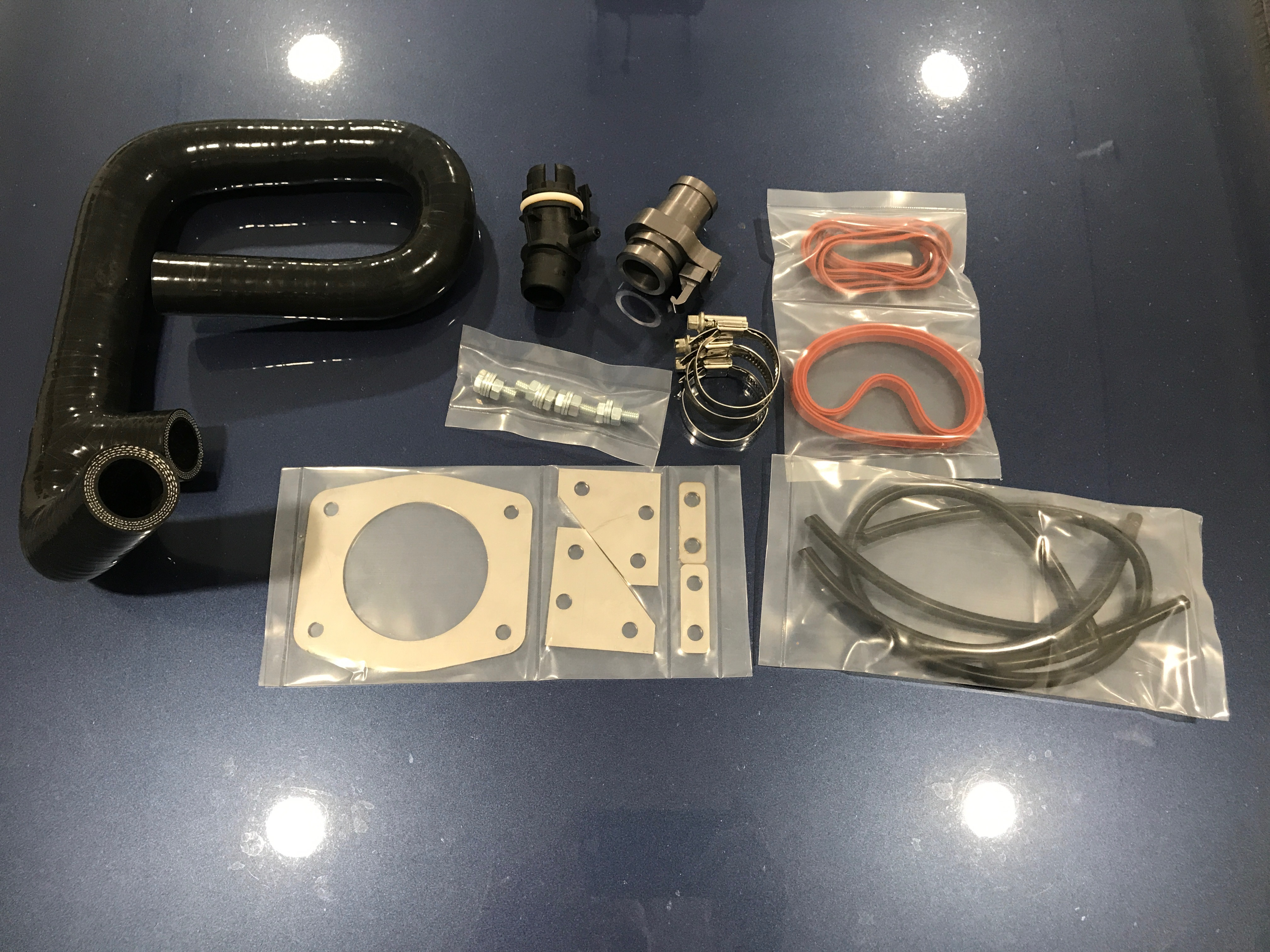 bmw e36 s52 m52 obd1 m50 manifold adapter kit kassel performance. Black Bedroom Furniture Sets. Home Design Ideas