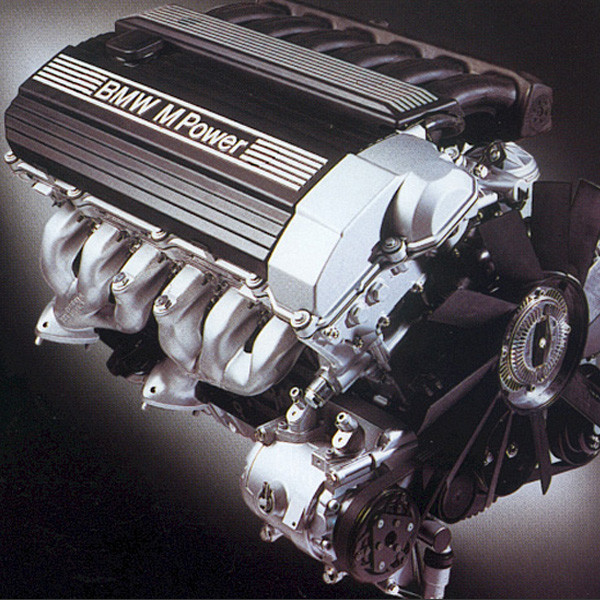 1995 BMW M3 Engine