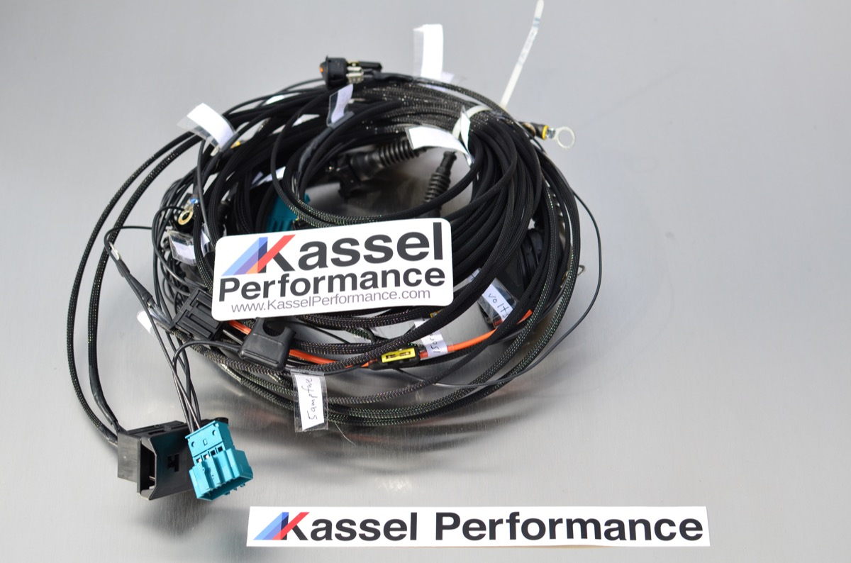bmw e30 plug and play engine swap wiring harness e46 m3 s54 kassel rh kasselperformance com BMW Stereo Wiring Harness BMW E36 Radio Wiring