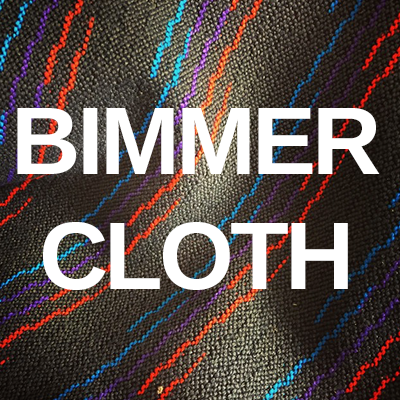Bimmer Cloth - BMW Upholstery